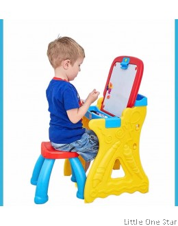 Kids drawing board and Study table with Chair