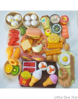 Toys: DIM SUM 66 pcs (2 baskets)