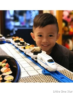 Rotary Sushi Train - 5 section
