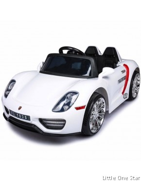 Toy Car: Porsche 3 colors (Red/ Pink/ White)