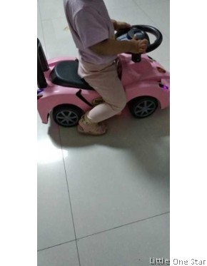Toy Ride: Porsche Ride On/Walker for baby (Suitable for 10 months to 2 years Old)
