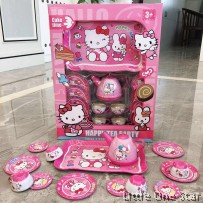 Afternoon tea toys: Hello Kitty
