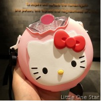Water Tumbler: Hello Kitty, Elelphant
