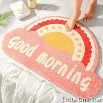 Good Morning Floor Mat (50cm x 80cm)