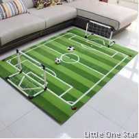 Home football set with two netting