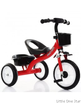Tricycle with back Storage Compartment (New design without front basket)