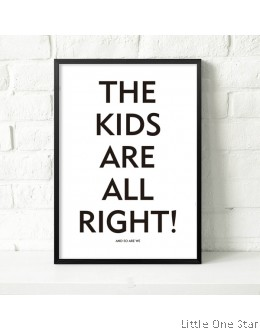 Painting | The Kids Are All Right
