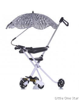 Tricycle Stroller - Package 4