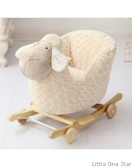 Baa Baa Sheep Rocker