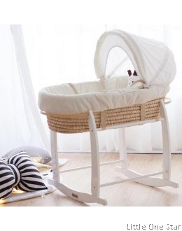 Bassinet Set - FULL SET with STAND