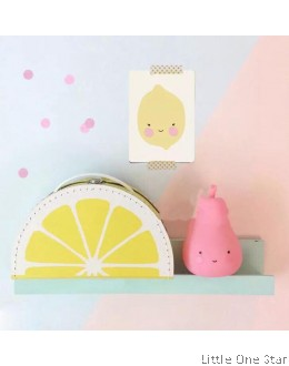 Suitcase | Lemon