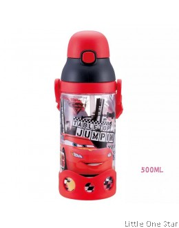 Cars water bottle- 500ml