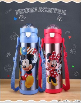 Disney theme premium water bottles