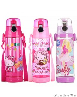 Hello Kitty Water Bottle Direct drink - 650ml
