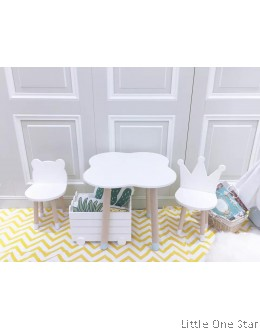 Decorative Furniture - one table plus 2 chairs