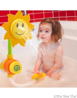 Sunflower Shower Head