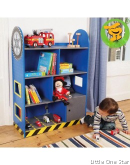 Construction theme Book Shelf