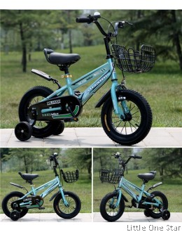 M Jo Bike - 3- 6 years old