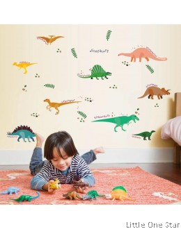 Wall Decor I Dinosaur Theme