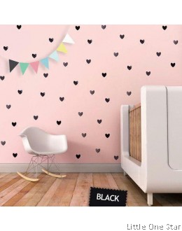 Wall Decor I Love Shape I Standard (30 pcs)