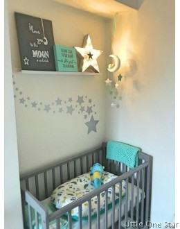 Wall Decor I Stars I Standard Medium Size (12 pcs)