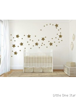 Wall Decor I Stars I Standard Small Size (24 pcs)