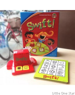 Swift board Game