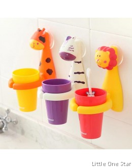 Baby Gear: Animals Toothbrush Holder