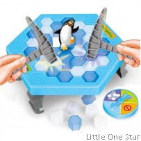 Toys: Save the Penguin