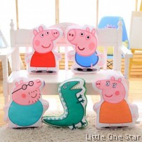 Pillows: Peppa Pigs Family