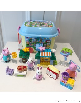 Peppa Lego toys in Box