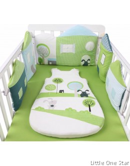 Baby Gear: Green House Bumper