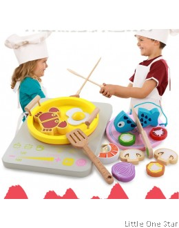 1. Wooden Toys: Steamboat Suit