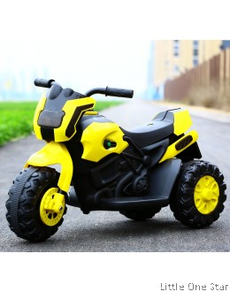 Motorbike - 4 colors (Yellow, Red, White and Green)