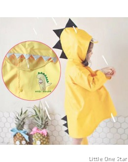 Rain Coat: The Dinasour shape