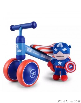 Scooter bike- Captain America