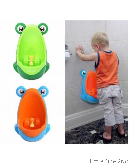Frog Potty - For Boy