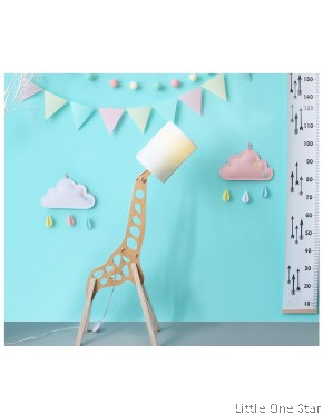 Giraffe Night Lamp