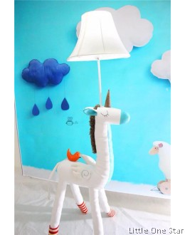 Night Light: Unicorn (Floor Height)