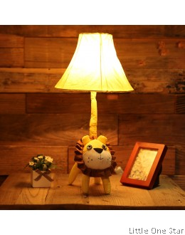 Night Light: Lion (Table Height)