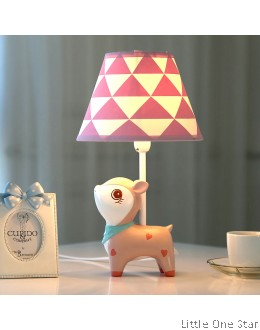 Night Light: Deer (Table Height)