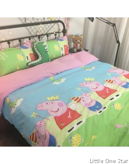 Bedding: Many designs in option (Baby Bed size)