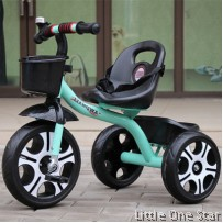 Tricycle with front and back compartment (Premium Range)