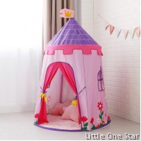 Teepee: Princess and Prince Design ( 4 designs in total)