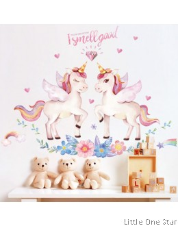 Wall Decor I Unicorn Twinning