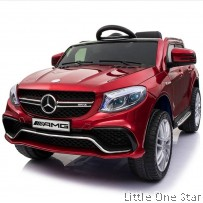 Toy Cars: Benz GLE (Bigger in size)