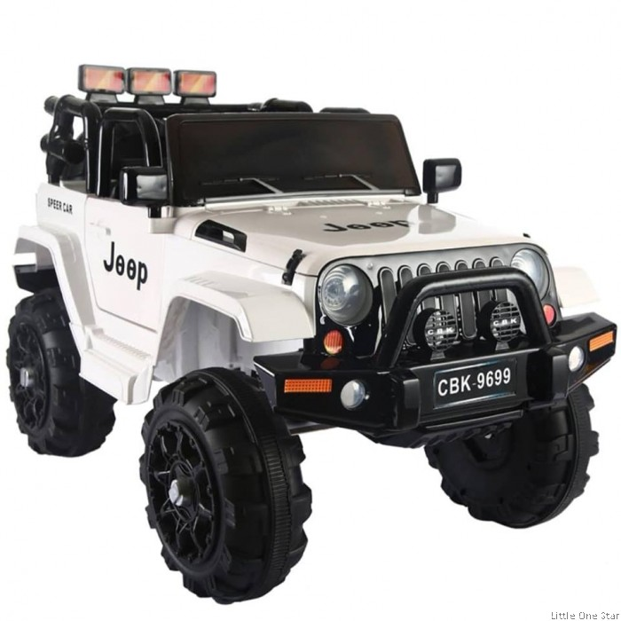 Toy Car 2018 Jeep Bigger In Size And Can Play Outdoor