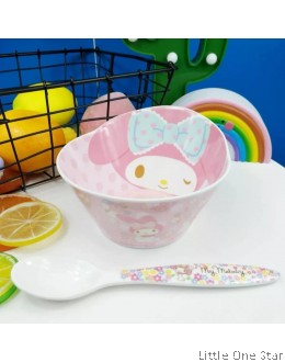 Cartoon Bowl + Spoon Set (Buy 2 at cheaper price)