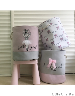 Princess theme storage bags