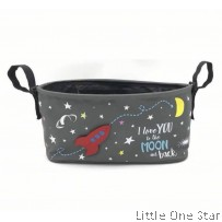 Choopie- NewCityBucket Storage bag (Love you to the moon and back)